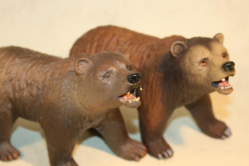 Bullyland - grizzly bear Bullyland_-_grizzly_bear_variation_b