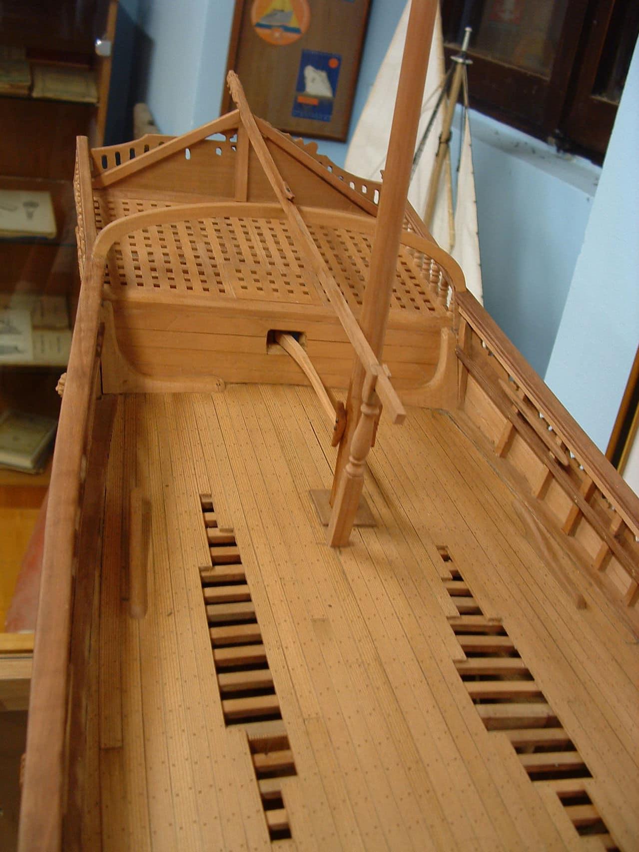 Chebec Le Requin - 1750 1216