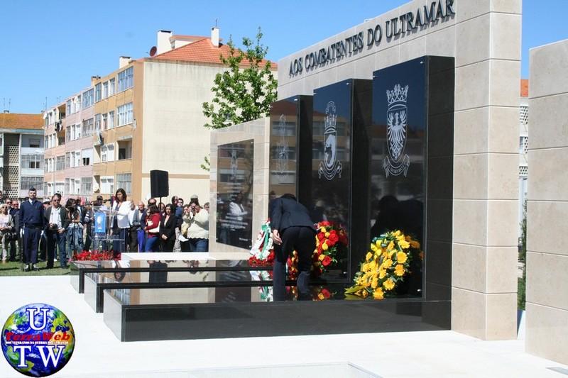 MONTIJO: As imagens da inauguração do Monumento de Homenagem aos Combatentes do Ultramar - 25Abr2016 20160425_45