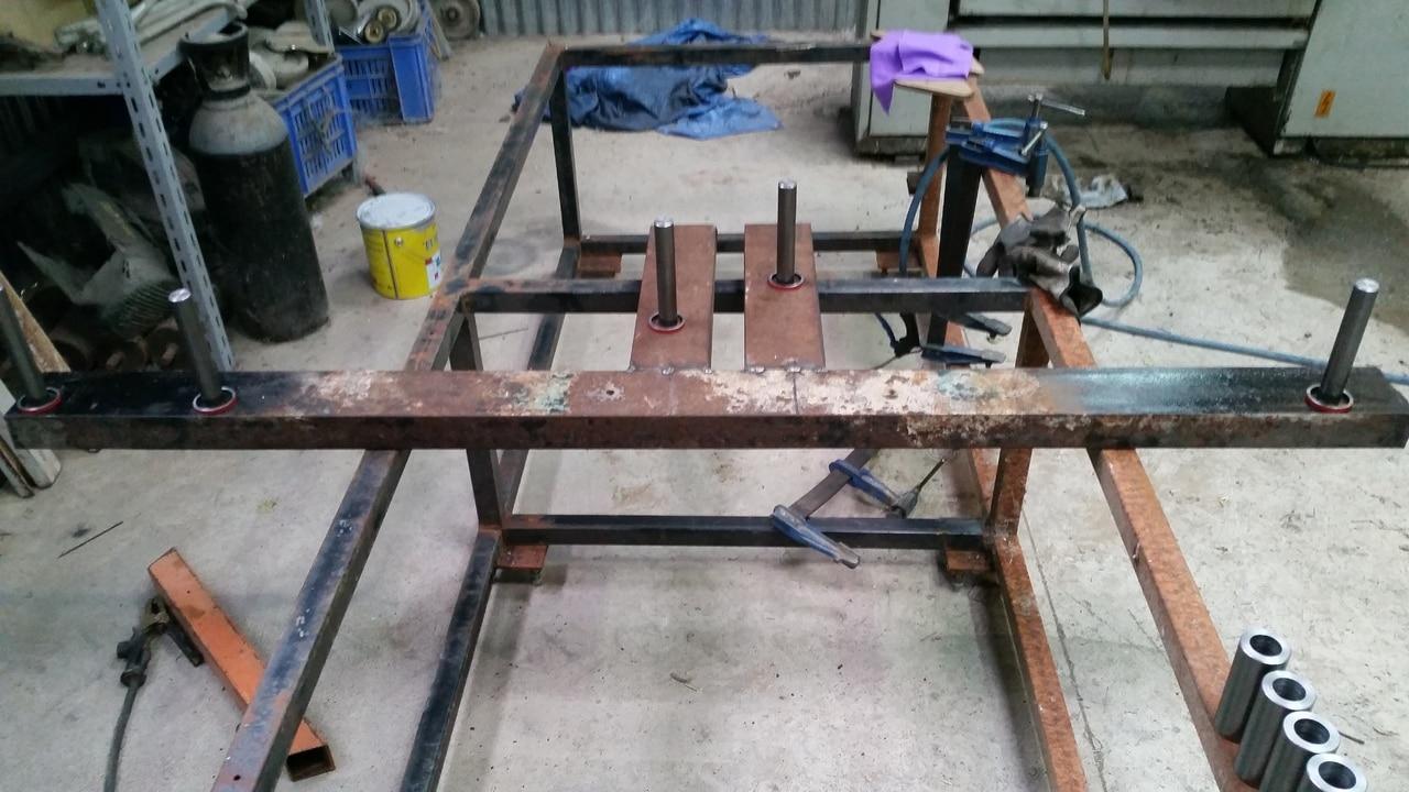 Proyecto de construccion de una pala para un mini tractor 110
