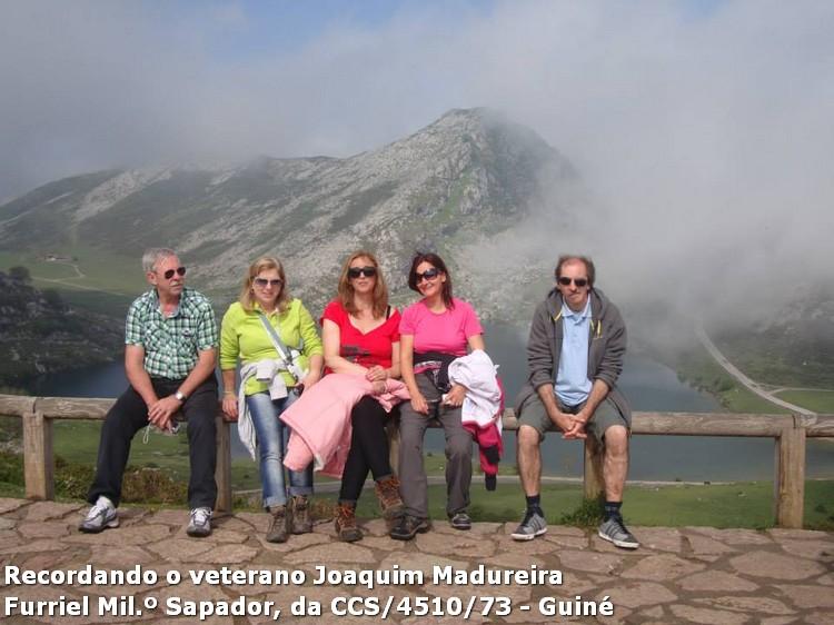 Faleceu o veterano Joaquim V Sá Madureira, Furriel Milº Sapadoir, da CCS/BCac4510/73 - 22Mar2016 1001055_174560862710566_1839680089_n