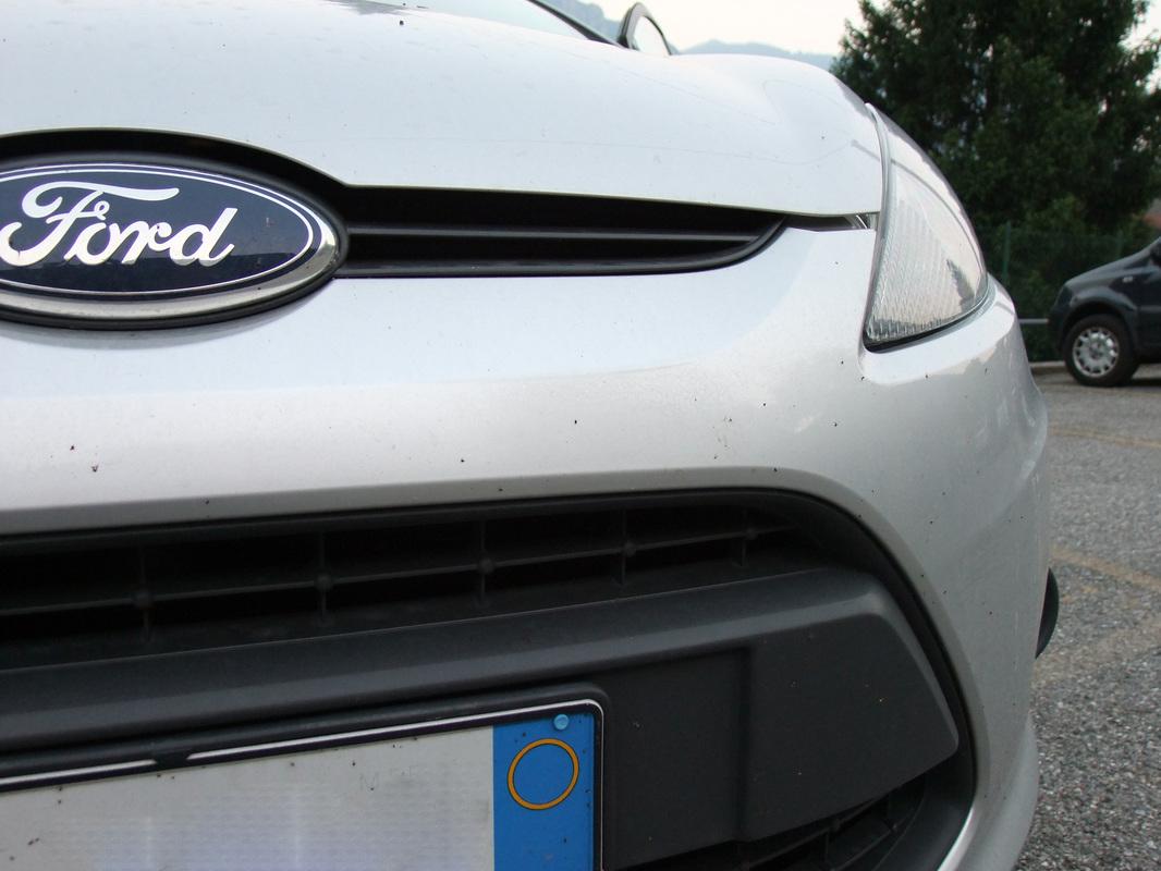 Gerva90 vs. Ford Fiesta 2010 5