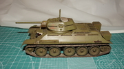 AFV Club AF35143 1/35 T-34/76 завода №112 DSC05567