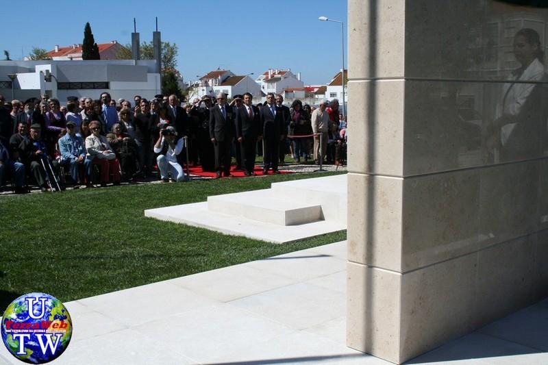 MONTIJO: As imagens da inauguração do Monumento de Homenagem aos Combatentes do Ultramar - 25Abr2016 20160425_16