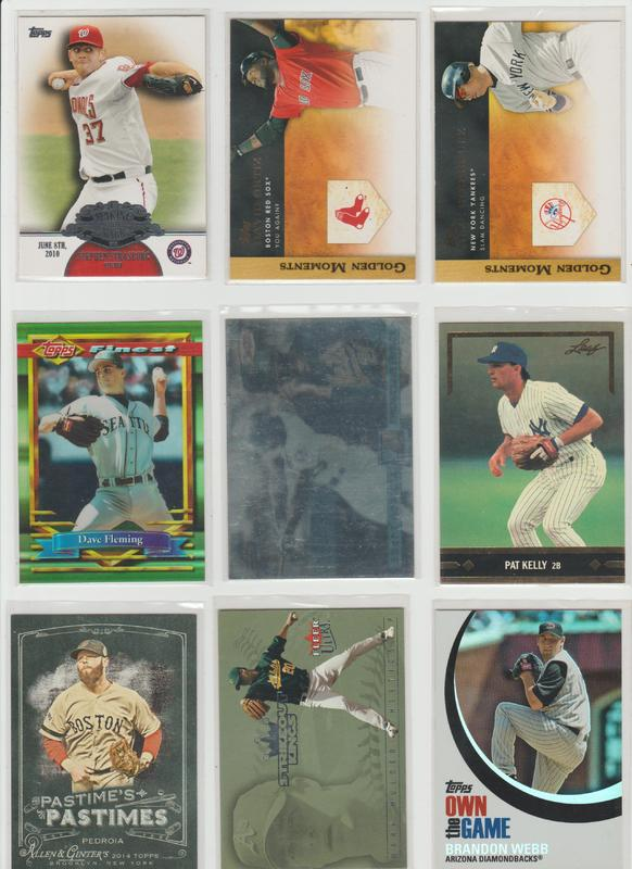 .15 CENT CARDS ALL SCANNED OVER 6000 CARDS  034