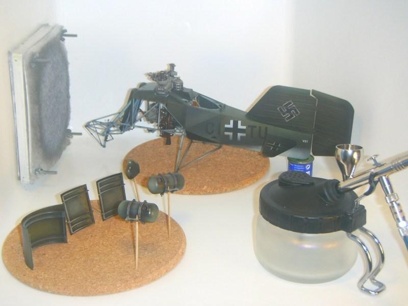 1/18 scale Flettner Fl-282 V21 Kolibri scratchbuild model - Page 4 IMAGE_0349