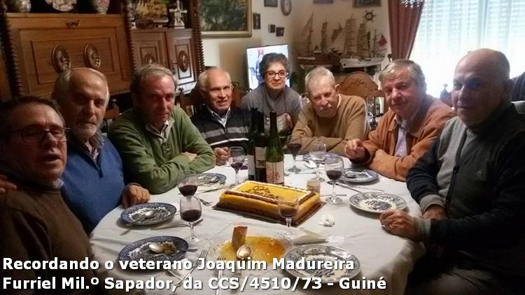 Faleceu o veterano Joaquim V Sá Madureira, Furriel Milº Sapadoir, da CCS/BCac4510/73 - 22Mar2016 12688193_1028765027166700_9005384502494277261_n