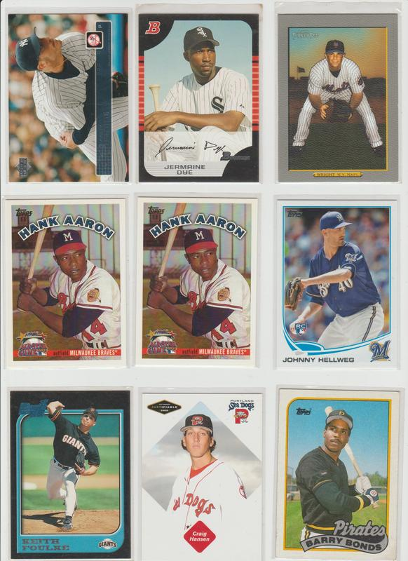 .15 CENT CARDS ALL SCANNED OVER 6000 CARDS  002