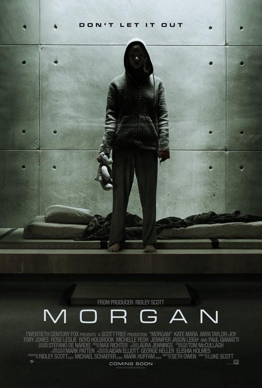 Cine de Ciencia Ficción Morgan