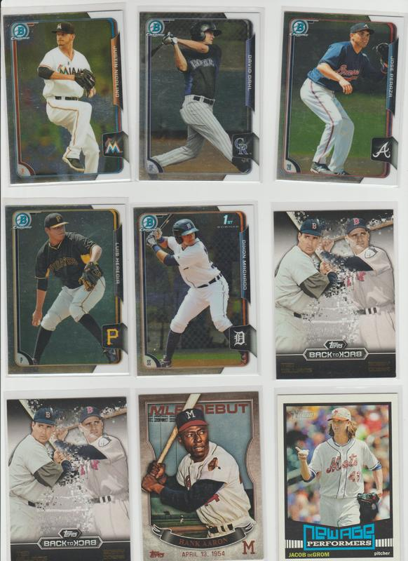 .15 CENT CARDS ALL SCANNED OVER 6000 CARDS  023