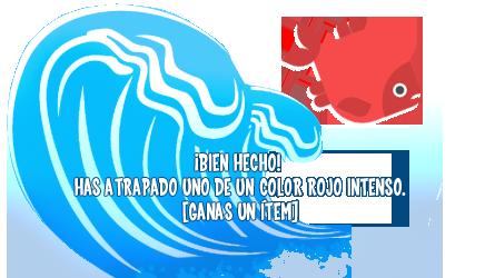 [EVENTO] Fish Trap! Rojo-intenso