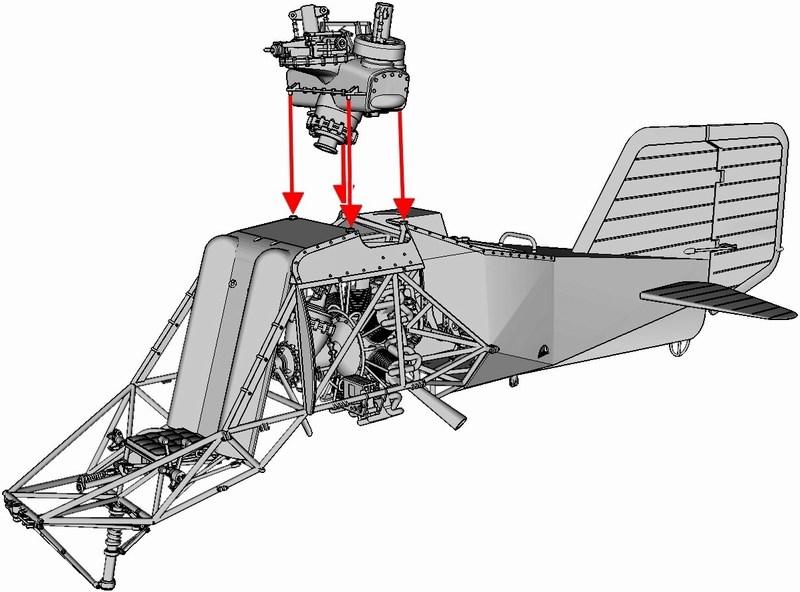 1/18 scale Flettner Fl-282 V21 Kolibri scratchbuild model - Page 4 IMAGE_0328