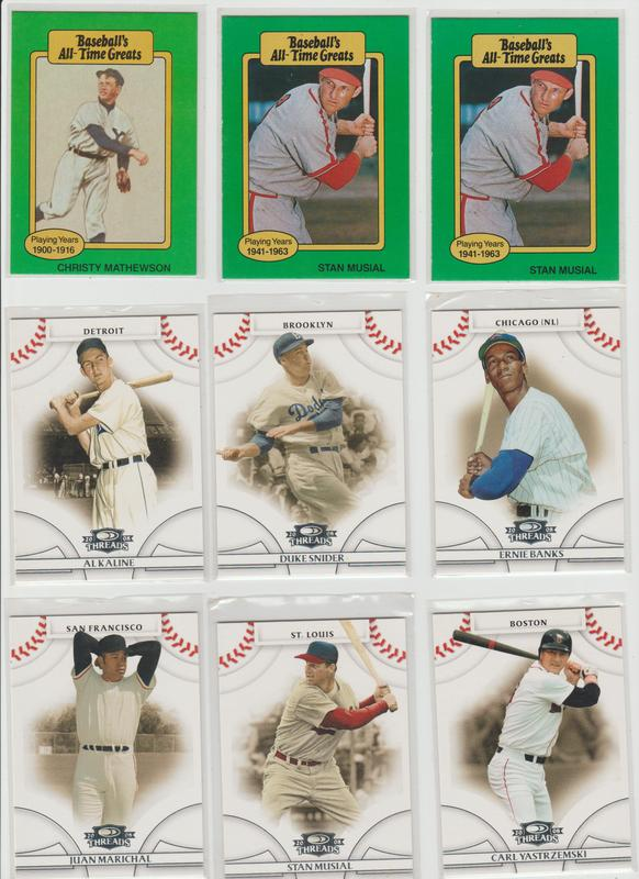 .15 CENT CARDS ALL SCANNED OVER 6000 CARDS  015