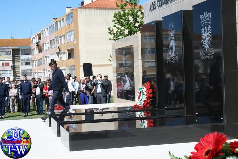 MONTIJO: As imagens da inauguração do Monumento de Homenagem aos Combatentes do Ultramar - 25Abr2016 20160425_35