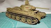 AFV Club AF35143 1/35 T-34/76 завода №112 DSC05570