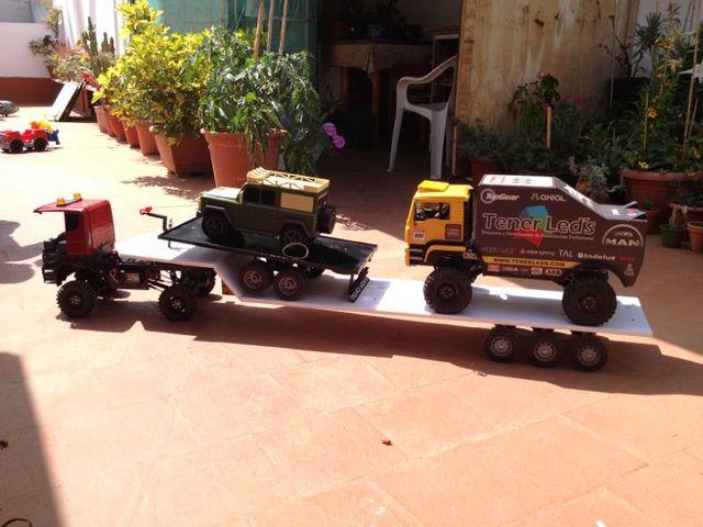 LA SUECA  Scania  trialero con quinta rueda IMG_20130628_WA0006