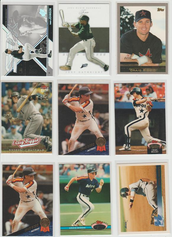 .15 CENT CARDS ALL SCANNED OVER 6000 CARDS  043