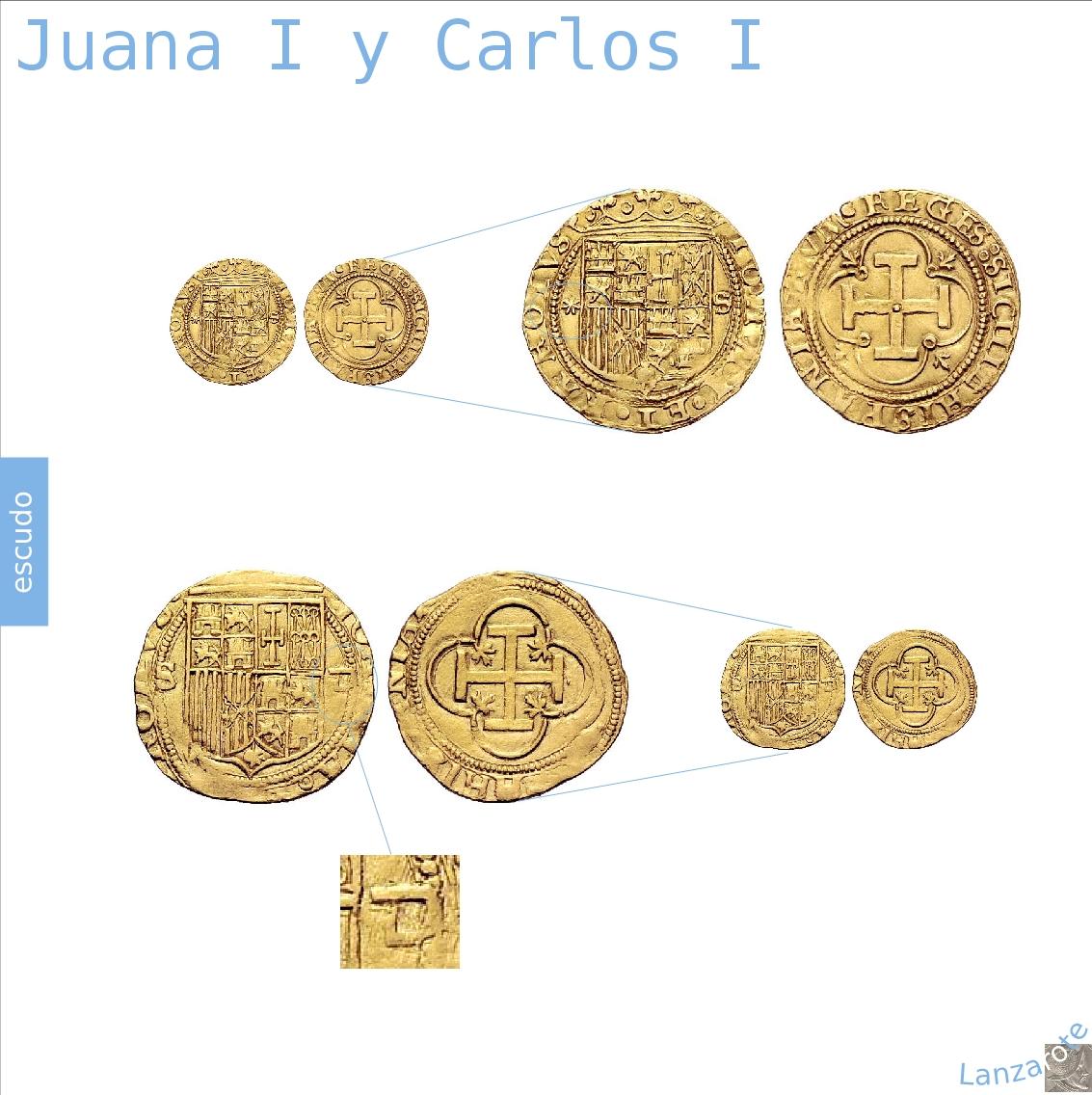 Real de Pedro I (1350-1369) de Sevilla MONTAJE_08_CARLOS_I