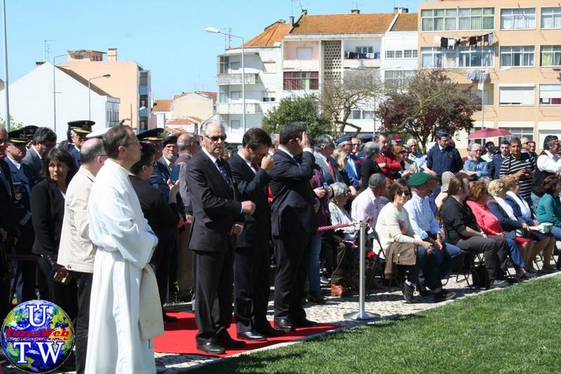 MONTIJO: As imagens da inauguração do Monumento de Homenagem aos Combatentes do Ultramar - 25Abr2016 20160425_54