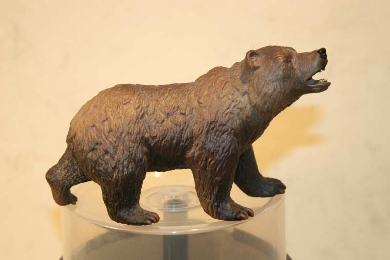 Bullyland - grizzly bear Bullyland_-_grizzly_bear_a