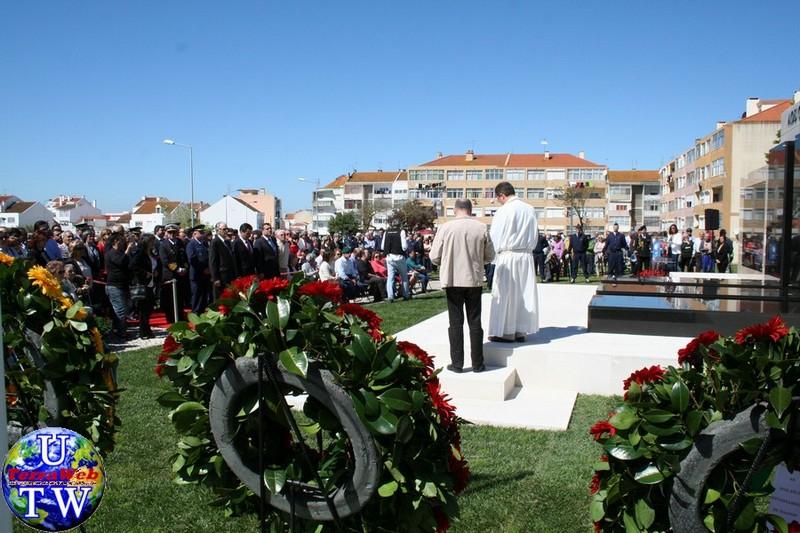 MONTIJO: As imagens da inauguração do Monumento de Homenagem aos Combatentes do Ultramar - 25Abr2016 20160425_29