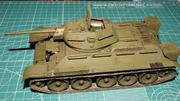 AFV Club AF35143 1/35 T-34/76 завода №112 DSC05566