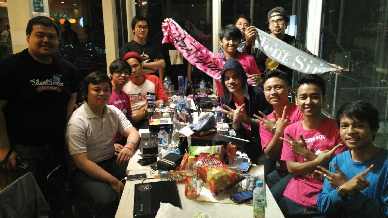 Silent Siren Family Indonesia's Event 1st_Gath_Sai_Fam_IDWS_2643