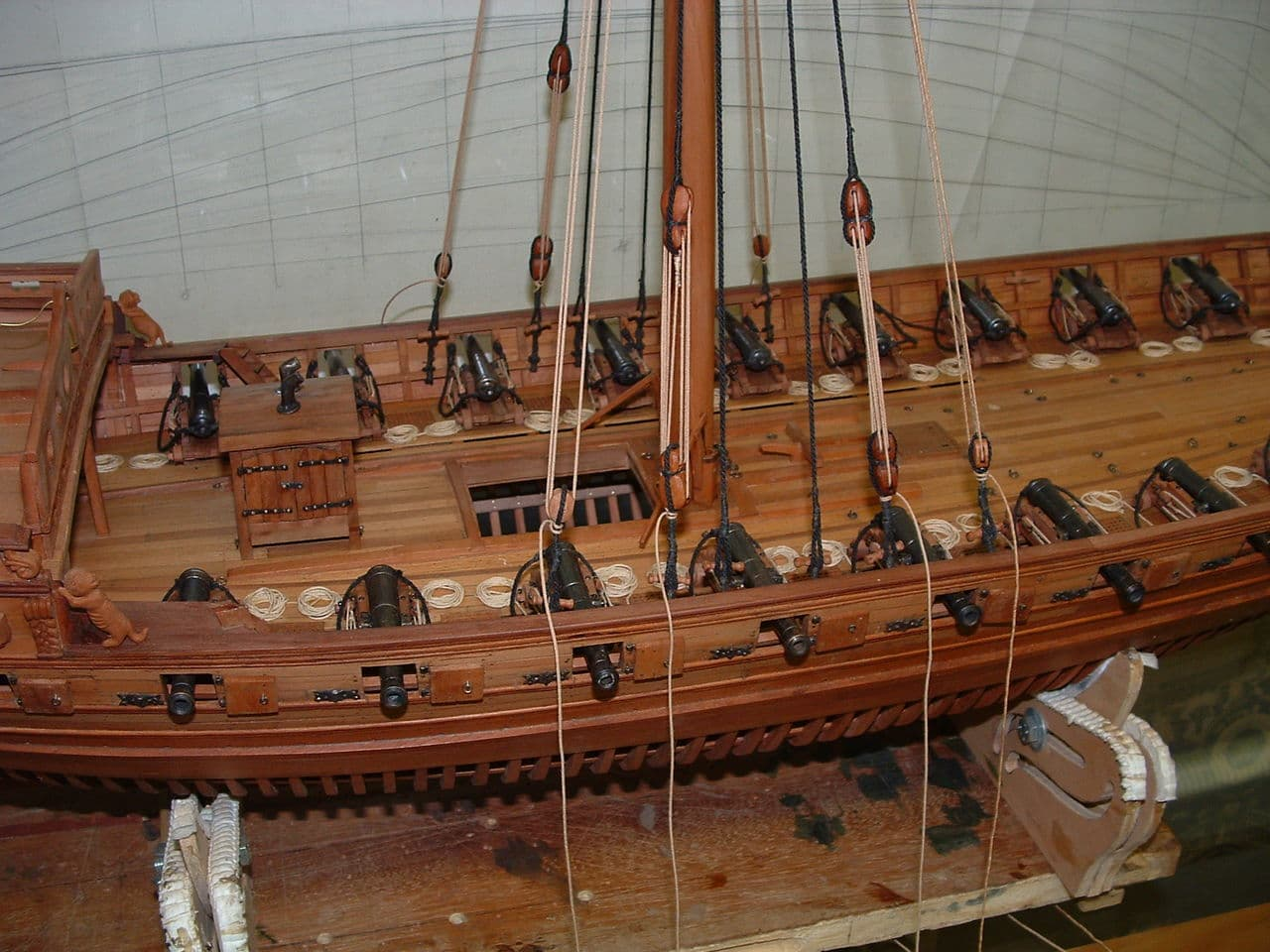 Chebec Le Requin - 1750 1226