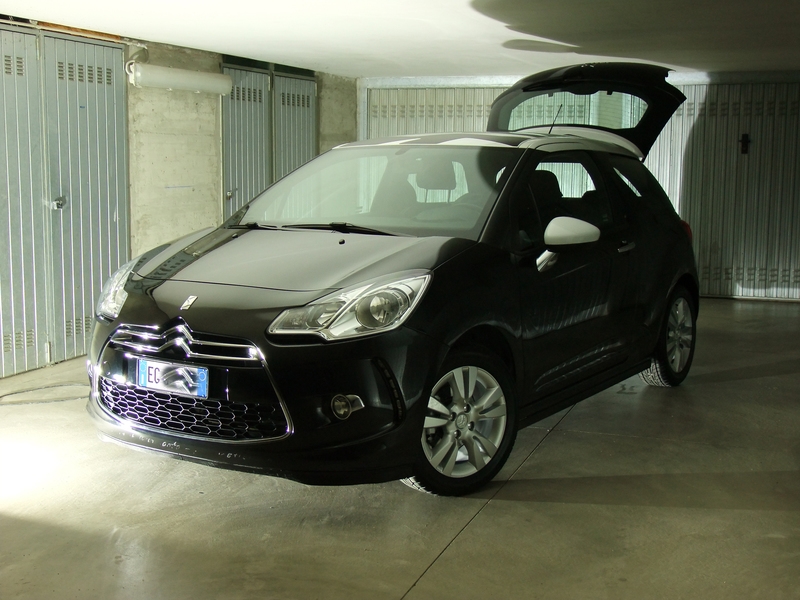 Gerva90 vs. Citroën DS3 2011 Image