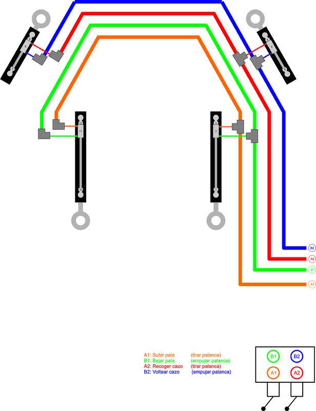Proyecto de construccion de una pala para un mini tractor 018