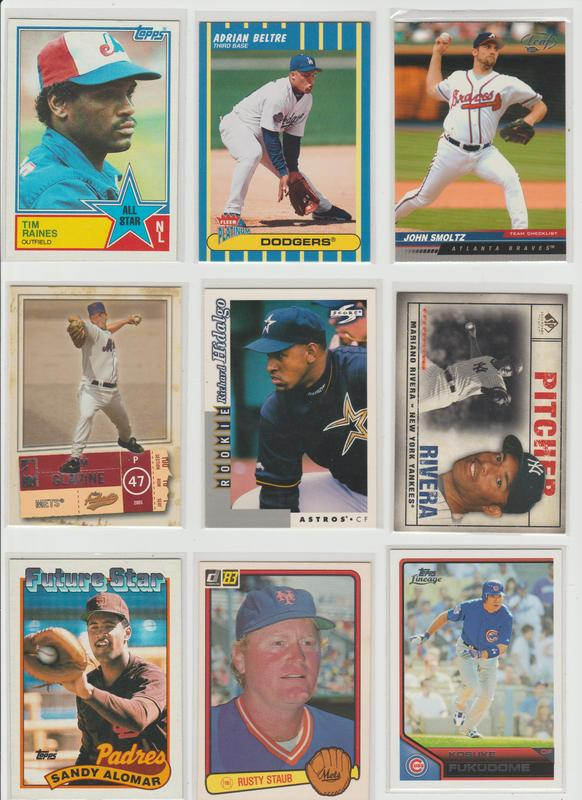 .15 CENT CARDS ALL SCANNED OVER 6000 CARDS  014