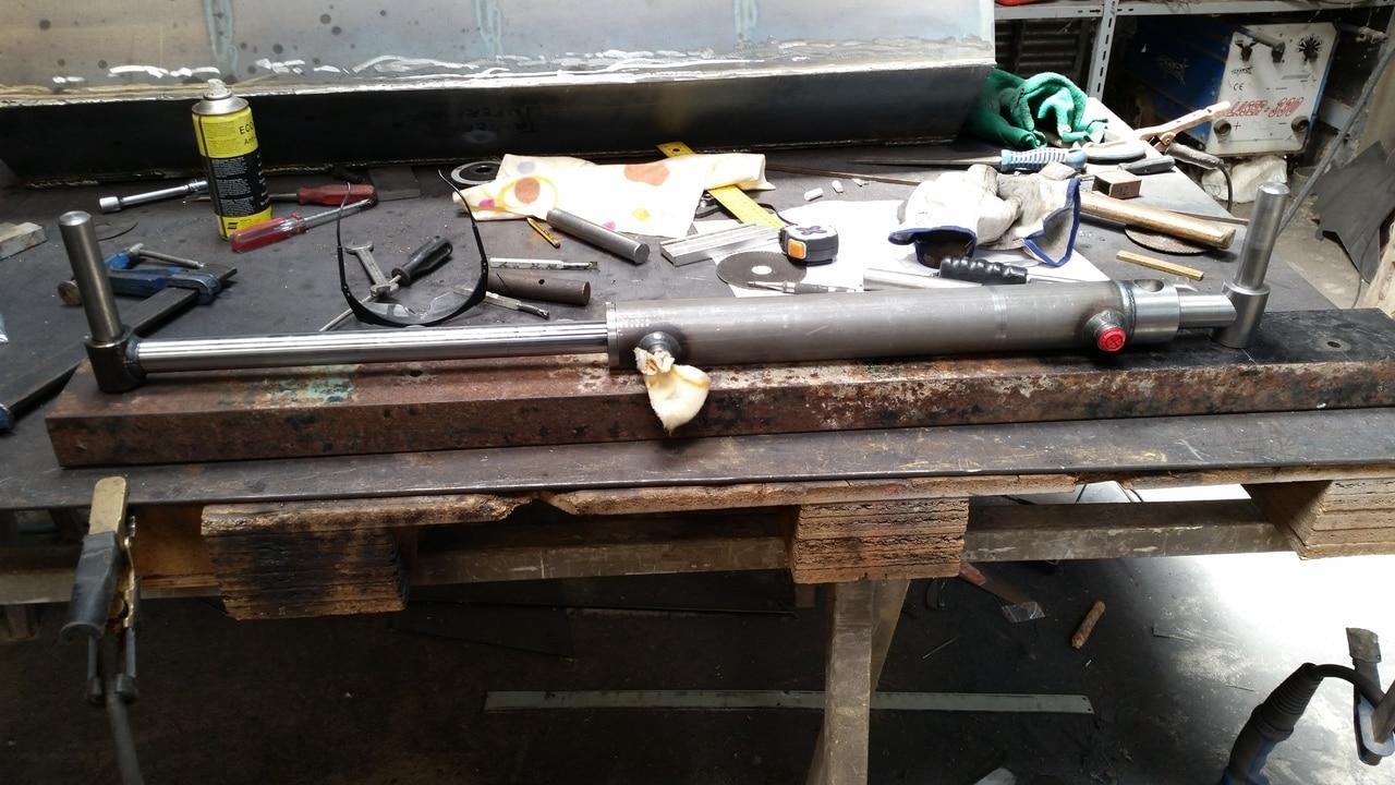 Proyecto de construccion de una pala para un mini tractor 123