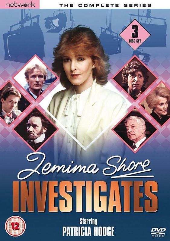 Jemima Shore Investigates COMPLETE S01