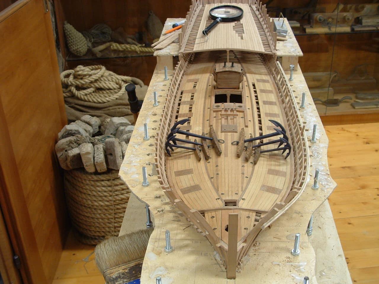 Chebec Le Requin - 1750 1178