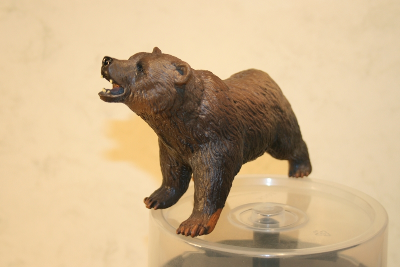 Bullyland - grizzly bear Bullyland_-_grizzly_bear_d