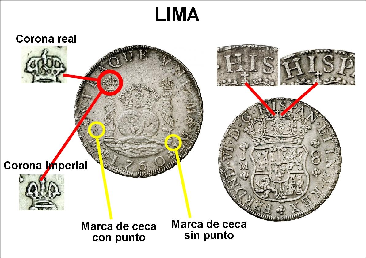Medio real de 1759. Fernando VI, Lima. Z_lima
