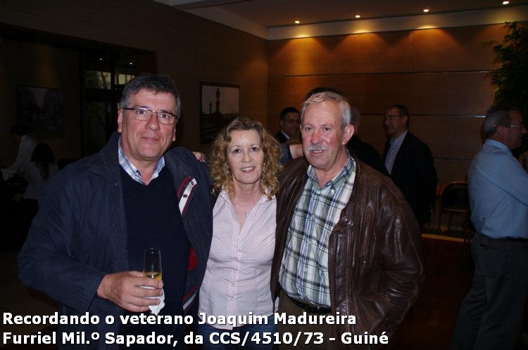 Faleceu o veterano Joaquim V Sá Madureira, Furriel Milº Sapadoir, da CCS/BCac4510/73 - 22Mar2016 578222_3798902447010_782696802_n