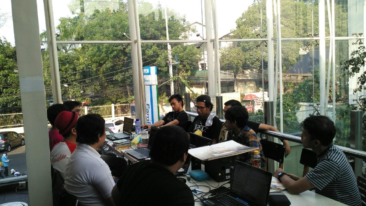 Silent Siren Family Indonesia's Event 1st_Gath_Sai_Fam_IDWS_8987