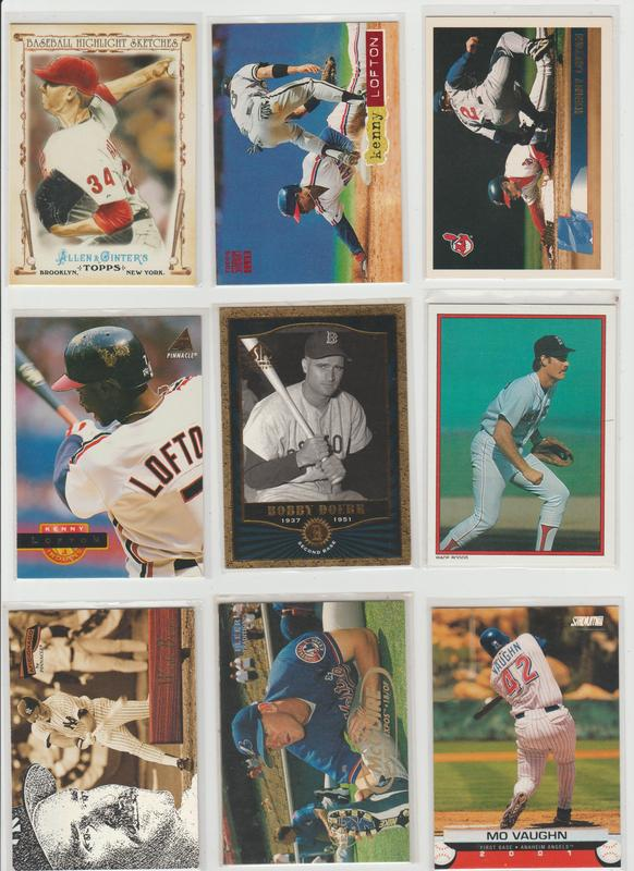 .15 CENT CARDS ALL SCANNED OVER 6000 CARDS  010