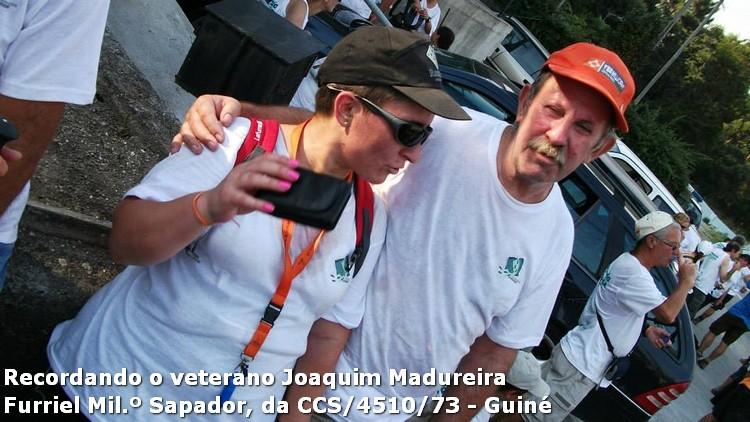 Faleceu o veterano Joaquim V Sá Madureira, Furriel Milº Sapadoir, da CCS/BCac4510/73 - 22Mar2016 971826_10151945738153336_710830383_n