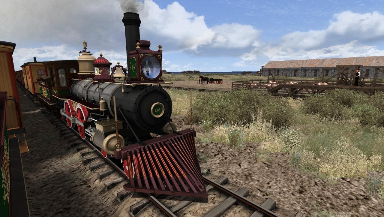 """TS2018 - Rota Cheyenne 1869 com a UP190 """"America"""" Screenshot_Cheyenne_1869_41.13083--104.81606_14-59-59"""