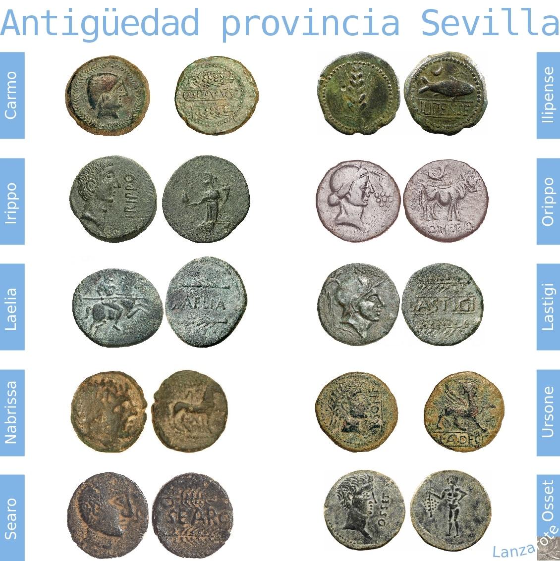 Real de Pedro I (1350-1369) de Sevilla MONTAJE_01_ANTIGUAS_PROVINCIA
