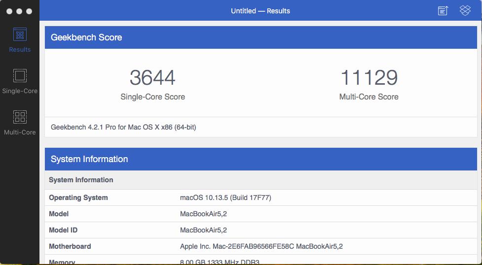 Success]HP Probook 4440s High Sierra 2018