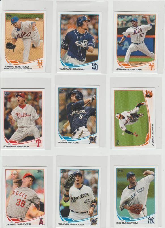 .15 CENT CARDS ALL SCANNED OVER 6000 CARDS  036