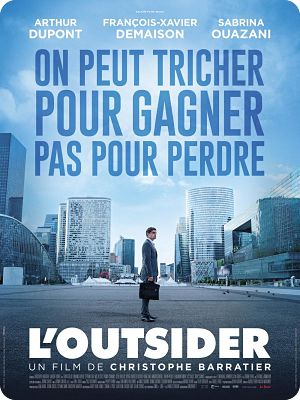 Outsider (2016) [Ver + Descargar] [HDRip] [Subtitulada] [Suspenso] Outsider