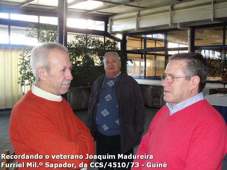 Faleceu o veterano Joaquim V Sá Madureira, Furriel Milº Sapadoir, da CCS/BCac4510/73 - 22Mar2016 10497873_839725896066773_8318272378747180789_o