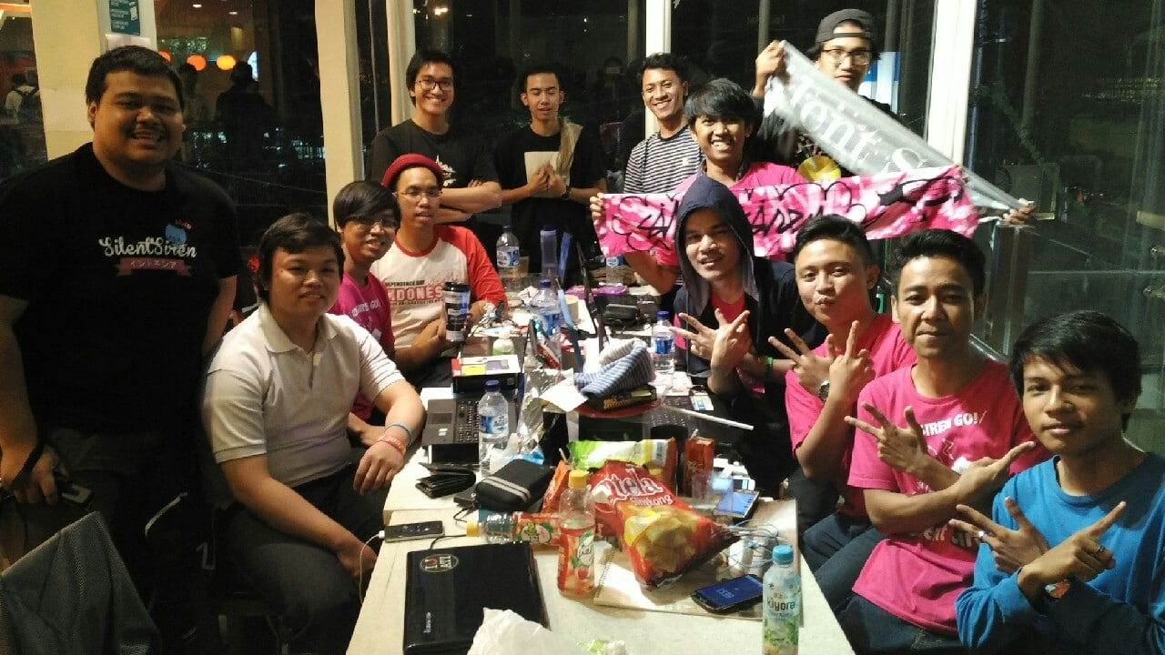 Silent Siren Family Indonesia's Event 1st_Gath_Sai_Fam_IDWS_4153