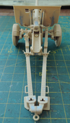 IJN 75 mm Field Gun type 90 (Pit-Road G40) DSCN4727