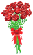 The flower path [Búsqueda] Rose_Bouquet_PNG_Clipart_Picture
