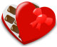 El vaticinio del bosque. Valentines_Day_Chocolates_PNG_Clipart
